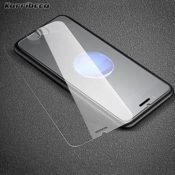 10pcs Tempered Glass Screen Protector for iphone 12 mini 11 pro max 6 s 7 8 plus x xr xs max film saver guard cristal micas