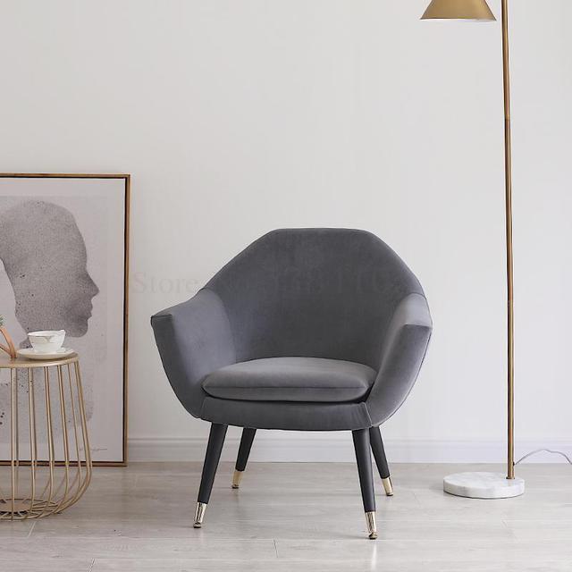 Corner Accent Chair 3