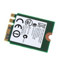 For MSI GT72/GS60 For Dell Killer 1535 1525 QCNFA364A AC M.2 WIFI Card Adapter