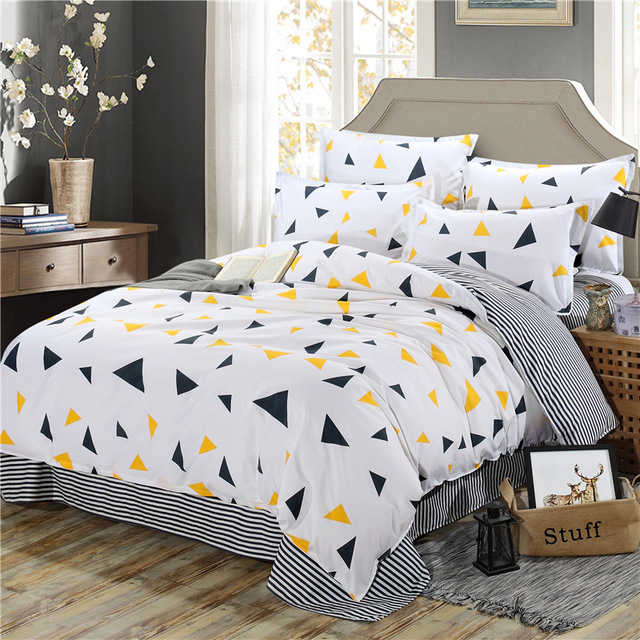 Nordic Bedding Set Little Triangle 7