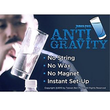 Antigravity Magic Tricks Balance a Glass Cup with Liquid Illusion Magician Close Up Gimmick Props Comedy Magia tour de magie