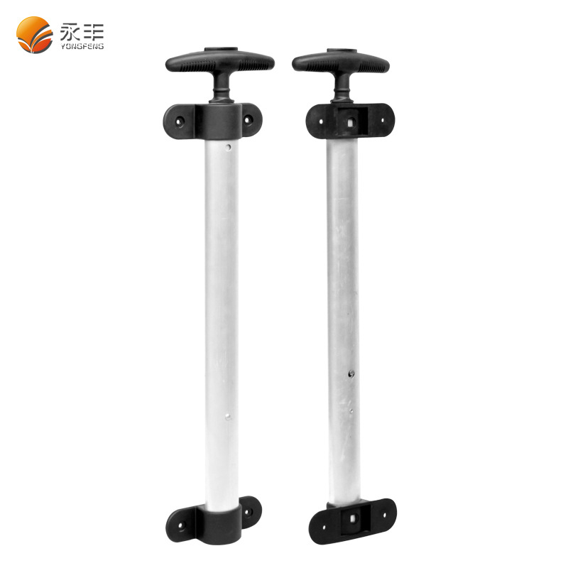 Aluminum Alloy Trolley Luggage Repair Parts Suitcase Built-in Thicker Rod Luggage Box Bearing Pressure And Smooth Telescopic Rod