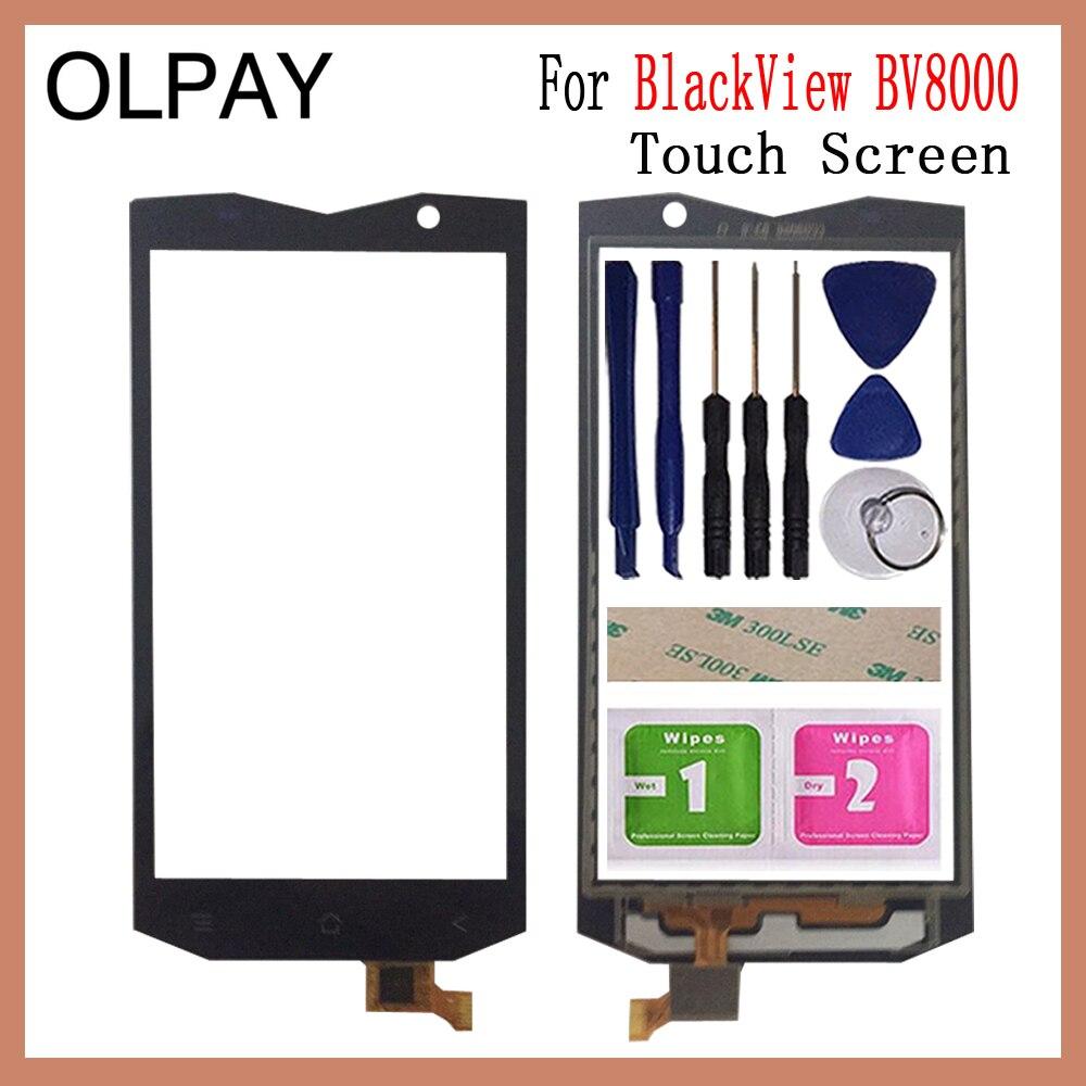 Image 5 - Mobile Phone Touch Screen For Blackview BV5000 BV6000 BV7000 BV8000 Digitizer Sensor HD Panel Replacement Touchscreen Glass-in Mobile Phone Touch Panel from Cellphones & Telecommunications