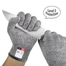 1 пара защитные перчатки для резки мясника