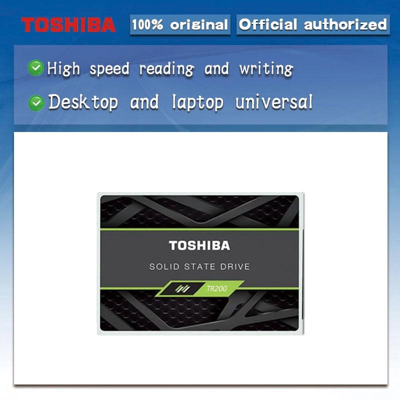 """Toshiba ssd 240 gb TR200 SSD 2.5 """"Hoge Snelheid ssd Drevo 240GB Interne Harde Schijf Sata III Poort goedkope SSD Drives voor Laptops TLC-in Interne Solide Aandrijfstations van Computer & Kantoor op AliExpress - 11.11_Dubbel 11Vrijgezellendag 1"""