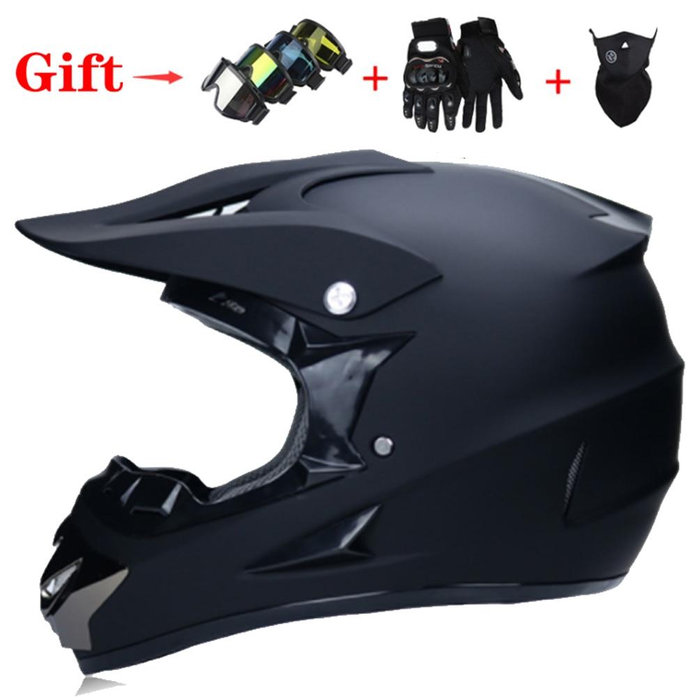2019 Super Light Helmet Motorcycle Racing Bicycle Helmet Cartoon Children ATV Dirt Bike Downhill MTB DH Cross Helmet Capacetes