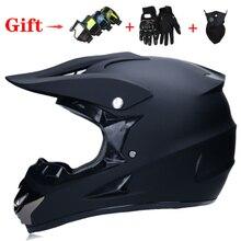 Erwachsene BIKE FAHRRAD Motocross Off Road Helm ATV Dirt Bike Downhill MTB DH Racing Helm kreuz Helm Capacetes