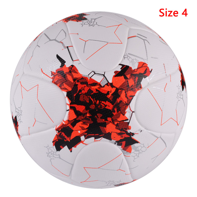 Professional Size5/4 Soccer Ball Premier High Quality Goal Team Match Ball Football Training Seamless League futbol voetbal 27