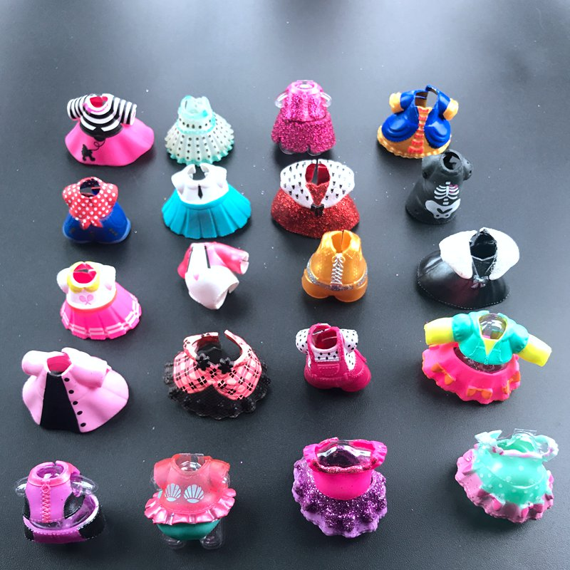 1pc Original Cloths For Lols Doll Clothes Accessorries A Large Number Of Styles Lols Accessories On Sale For LOLs Dolls Collect