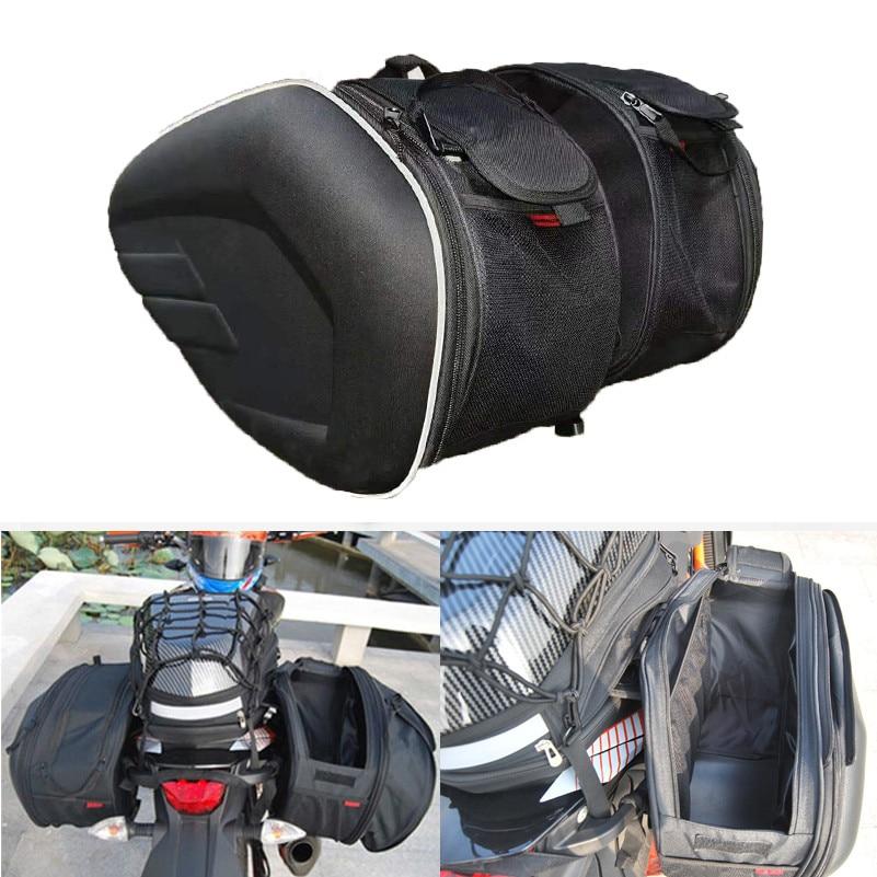 Мотоциклетная оксфордская седельная сумка, седельные сумки для Sportster, Мото шлем, багажные сумки, индийская мотоциклетная коробка, боковая с...