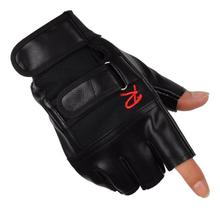 Cycling Gloves Motorcycle Fingerless Motorbike Motocross Bicycle Half Finger Protective MTB Shockproof