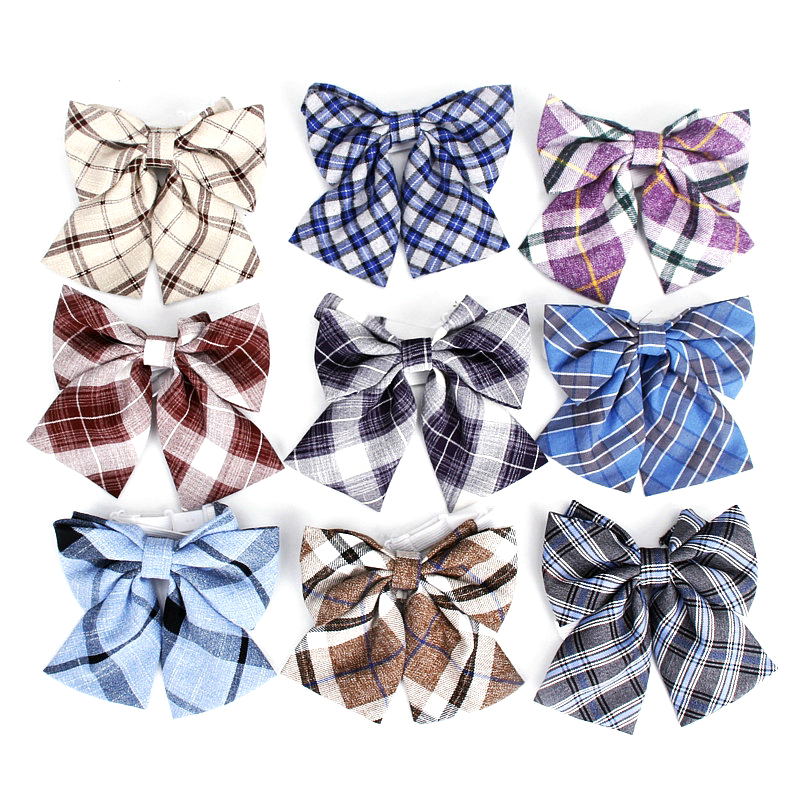 Jk Uniform Bow Tie Cute Japanese Korean School Uniform Accessories Bow-knot Tie Bowties Design Knot Cravat Necktie Adjustable