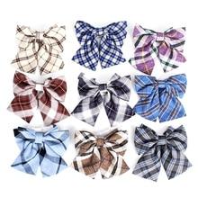 Bow-Tie Jk-Uniform Cravat School-Uniform-Accessories Bowties-Design Japanese Necktie
