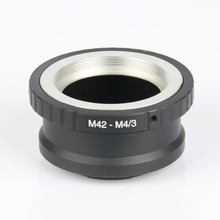 цена на Lens Adapter Ring M42-M4/3 For Takumar M42 Lens and Micro 4/3 M4/3 Mount for Olympus Panasonic M42-M4/3 Adapter Ring Promotion