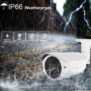 Image 3 - 5MP 4MP AHD カメラセキュリティビデオ監視屋外カメラ全天候 HD CCTV カメラ 36 * アレイ光 40 50 メートルナイトビジョン