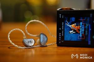 Image 3 - Moji Monica H20 액체 실리카 젤 DD + 2BA HiFi 사용자 정의 음악 모니터 스튜디오 Audiophile 뮤지션 2Pin 0.78mm 이어폰 이어 버드