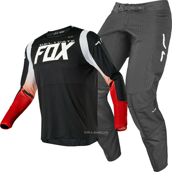 2020 Racing 360 Bann Jersey Pants Motorcycle Delicate Fox Motorbike Gear Set Motocross Moto Suit For Men
