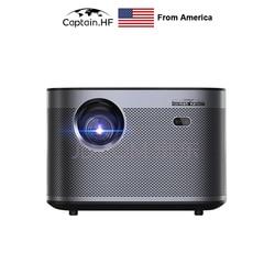 US Captain Projektor H3  domowy projektor Full HD 1900 ANSI lumenów  obsługa 4K Android WIFI Bluetooth  łączenie przez smartfon