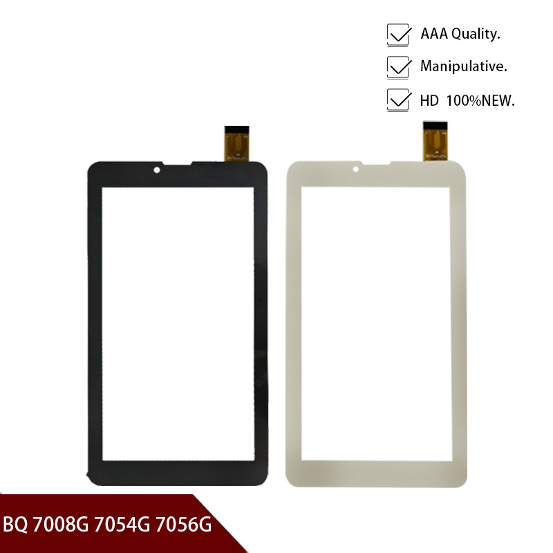 7 Inch New For BQ-7008G Clarion 3G BQ 7008G Touch Screen For Tablet Touch Panel Digitizer Glass  Free Shipping