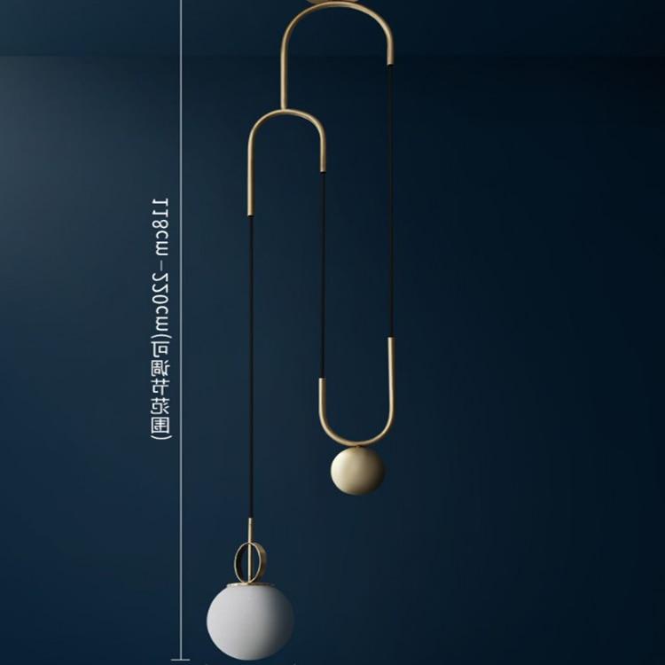 Pendant Lights White Gl Ball