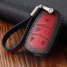 Fob-Case-Cover Shell Protector Smart-Remote-Key Keyless Cadillac Car for Ct6/Ats/Cts-v/..