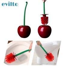 Creative Cherry Vorm Toilet Borstel Wc Borstel Houder Set Cherry Vorm Wc Borstel Badkamer Accessoires