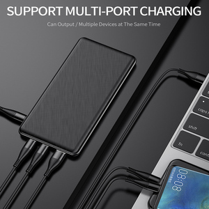 Image 5 - YKZ Power Bank 10000mAh Pover bank type C QC 3.0 2.0 PD Fast Charging Powerbank Battery Charger for iPhone Xiaomi Poverbank