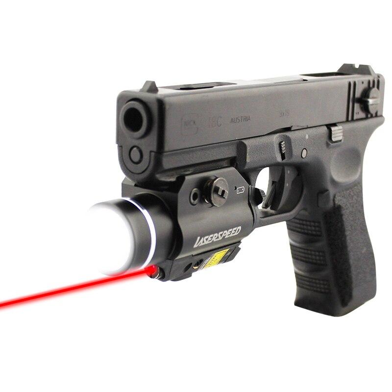 verde ir laser vista para 20mm ferroviario 05