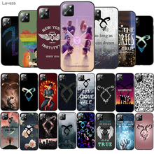 Lavaza shadowhunters TPU Soft Case for iPhone