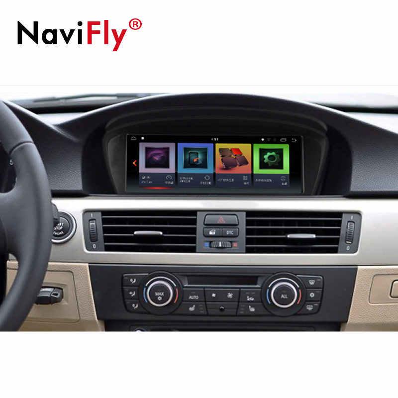 Европейский склад Android 9,0 автомобильный dvd Радио мультимедийный плеер gps Navi для BMW 5 серии E60 E61 E63 E64 E90 E91 E92 CCC CIC e60