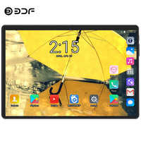 BDF 2019 Nuovo 10 Pollici Tablet Pc 10/Deca Core 8GB di RAM 128GB di ROM Android 9.0 Dual sim Card 3G/4G LTE WiFi Bluetooth Tablet Pc 10.1