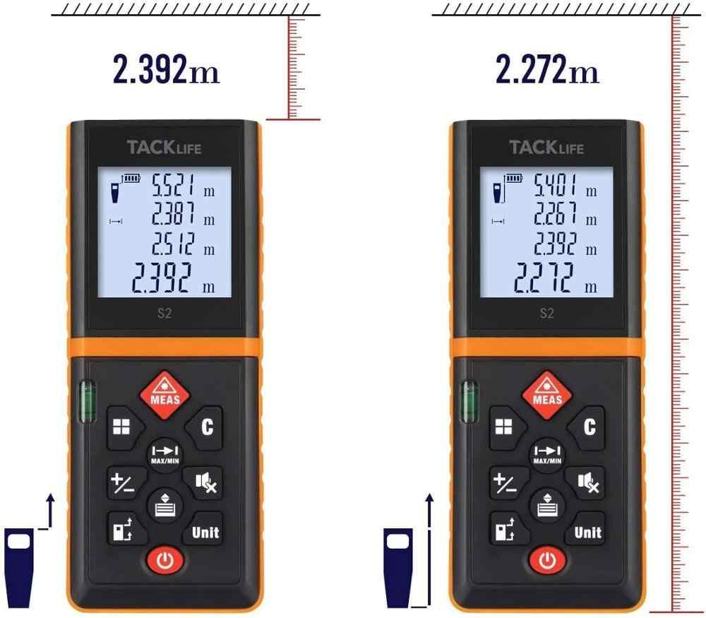 Meten Apparaat Laser Meten Meter Laser Afstandsmeter 40M Laser Niveau Meetinstrumenten Laser Range Finder
