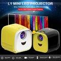 Мини-проектор умный портативный WiFi 1080P Full HD светодиодный кинопроектор домашний кинотеатр JHP-лучший