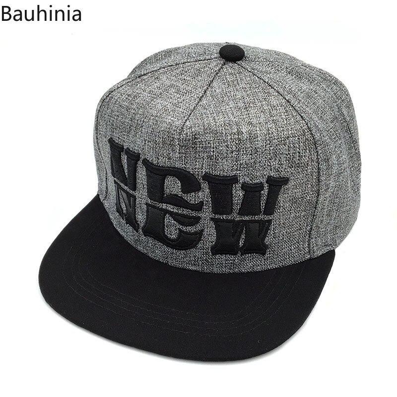 Fashion Men Women NEW Letter cotton adjustable Baseball Cap Hip Hop Caps Sun Hat Snapback Hats gorras mujer
