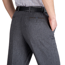 2020 Summer Trousers Middle-aged Male Trousers Plu