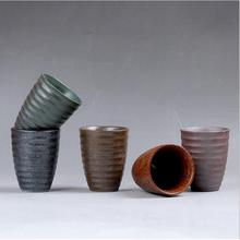 1pc Master Cups Porcelain Tea Bowl Set Ceramic Atique Glaze Kung Fu Cup Ceramics Teacups Japanese