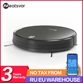 NEATSVOR X520 Robot Vacuum Cleaner 6000PA Poweful Suction 3in1 pet hair home dry wet mopping cleaning robot Auto Charge vacuum