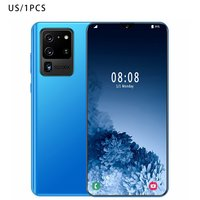 6.7 Inch S30U Water Screen Smart Phone 2Gb Ram+32Gb Rom Dual Sim Dual Mode Smartphone Support Memory Card