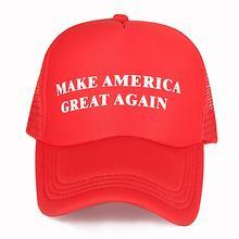 Make American Great Again Adjustable Mesh Baseball Cap patriot Hat Snapback Fashion Hip-Hop Hats UnisexSummer Bone Dropshipping