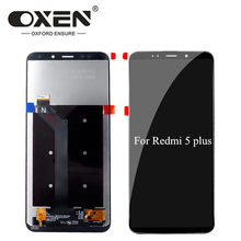 OXEN AAA+++ LCD Display for Xiaomi Redmi 5 Plus 5plus Replacement Touch Screen Digitizer Assembly Phone Repair Parts + Tools(China)