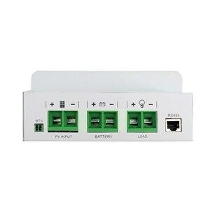 Image 5 - MPPT 12В 24В 36В 48В 60A Контроллер заряда солнечной панели для макс. 150 в вход двойной вентилятор охлаждения Солнечный контроллер с RS485