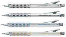 1 pc pentel graphgear 1000 lápis de desenho mecânico pg1013/15/17/19(0.3/0.5/0.7/0.9mm) material de escritório