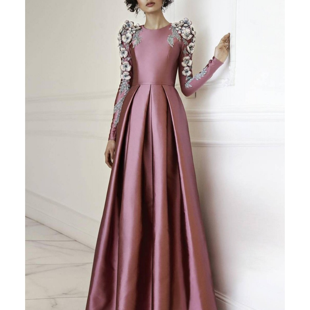 Pus Size Evening Dresses Gown Long 2020 Moman Party Formal Prom Dress
