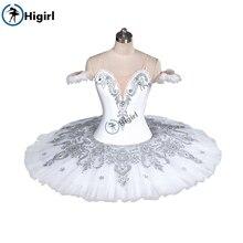Girls professional tutu white ballet costume adult white swan lake ballet tutu pancake tutu child tutu balletBT9082A панама tutu tutu tu006cgeirt5