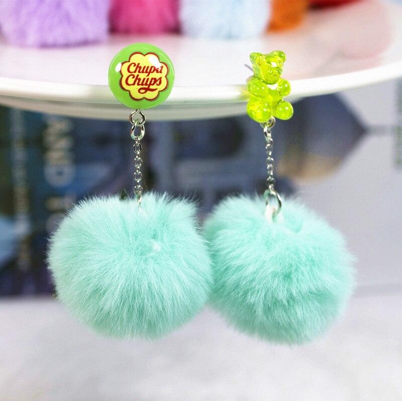 green pompom