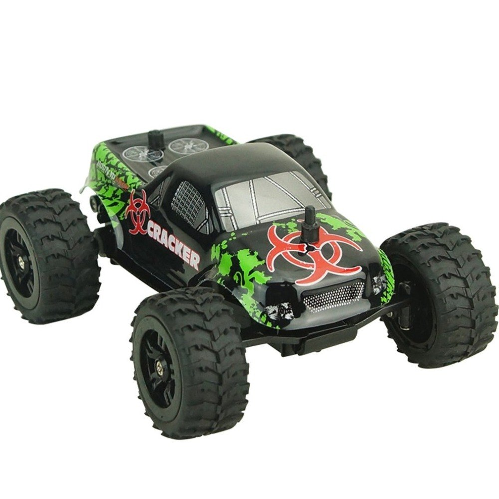 1:32 RC Racing Car Toys 20km/h Full Scale 4CH 2WD 2.4GHz Mini Off-Road Cars Truck Vehicle High Speed Remote Toy for Kids Gift image