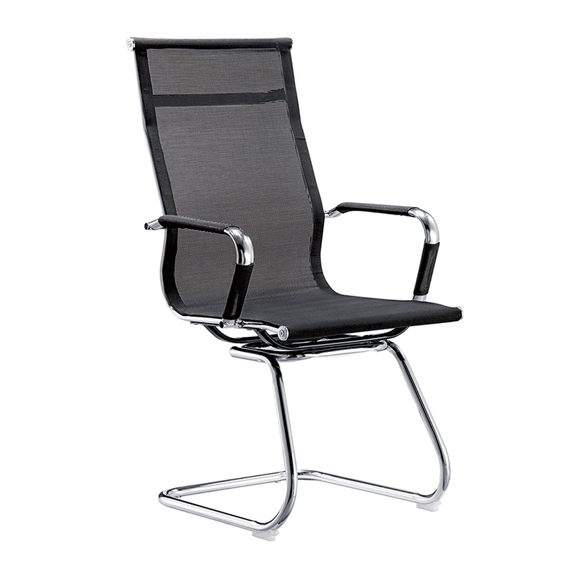 Bow Computer Chair Office Chair Meeting Staff Chair Back Mesh Chair Dormitory Chair Training Mahjong Chair Promotion