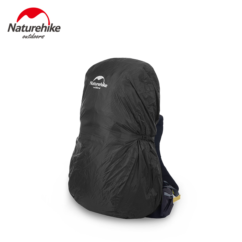 Naturehike Outdoor Waterproof Adjustable Pack Raincover Hiking Camping Backpack Bag Rainproof Cover Suitable For 35-75L