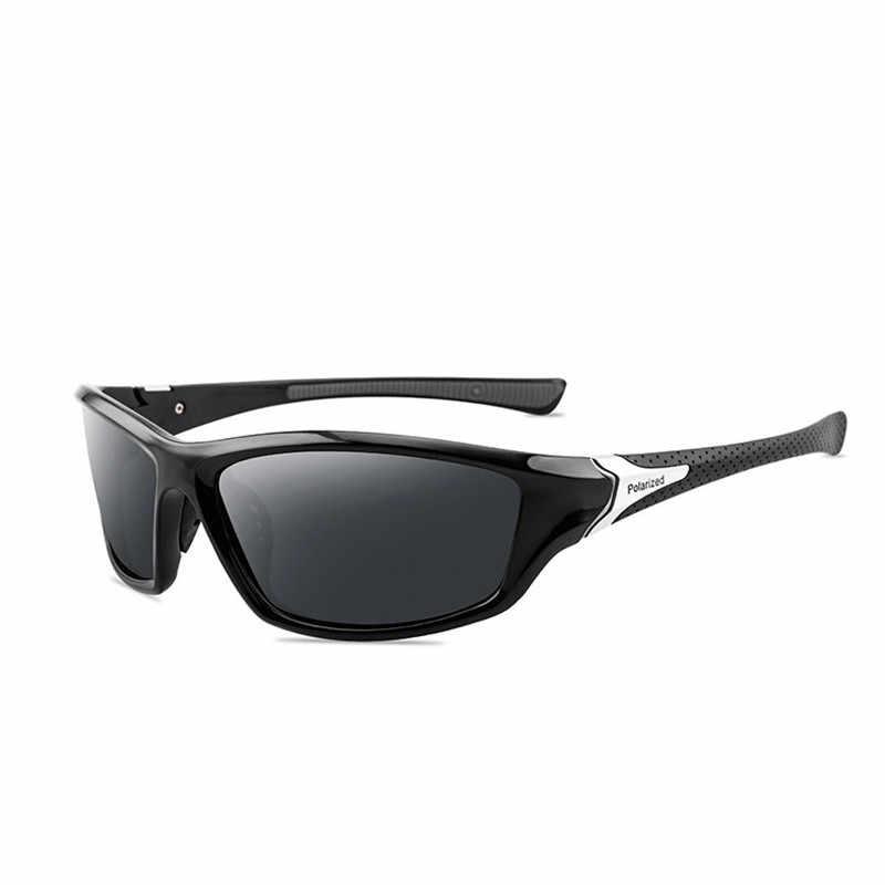แว่นตากันแดดPolarizedผู้ชาย 2020 แฟชั่นแว่นตากันแดดVintage Black Mensแว่นตากันแดดยี่ห้อDesignerแว่นตาท่องเที่ยวแว่นตาขับรถ