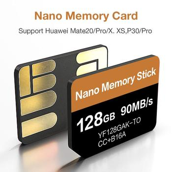2019 новейшая нм карта чтения 90 МБ/с./с 128 ГБ нано карта памяти для huawei Mate20 Pro Mate20 X P30 P30 Pro Mate30 Mate30Pro